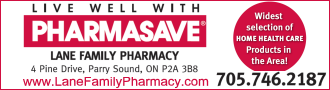 Lane Family Pharmacy - Pharmasave